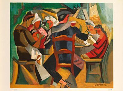 André Lhote (1885-1962) (d'après)