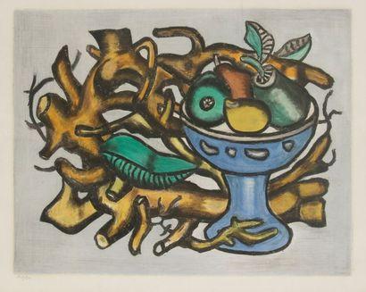 Fernand LEGER (d'après) (1881-1955)