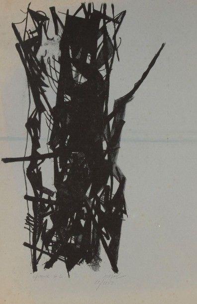 Devrim NEJAD [turc] (1923-1995)