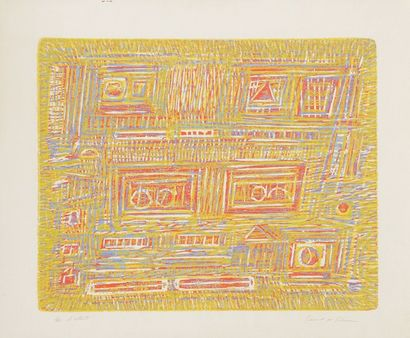 Seund Ja RHEE [coréen] (1918-2009)