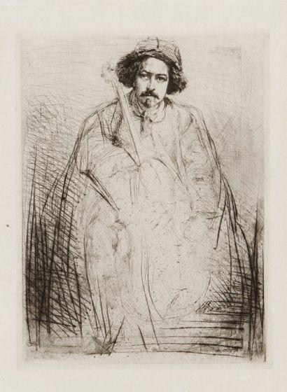 James Abbot Mc Neill WHISTLER (1834-1903)