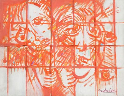 Constantin ANDREOU [franco-brésilien] (1917-2007)