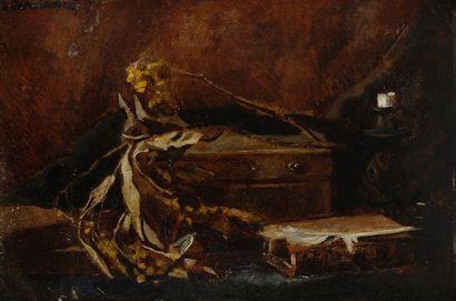 Jules Emmanuel VALADON (1826-1900)