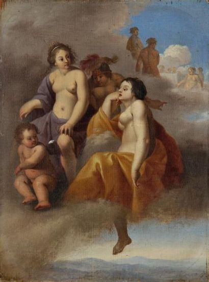 Attribué à Cornelis van POELENBURGH<BR>(1586 - 1667)