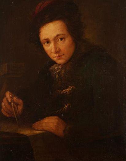 Attribué à Johann KUPEZKY<BR>(1666 - 1740)