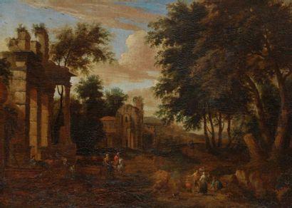 Mathys SCHOEVAERDTS<BR>(Bruxelles vers 1665 - 1703)
