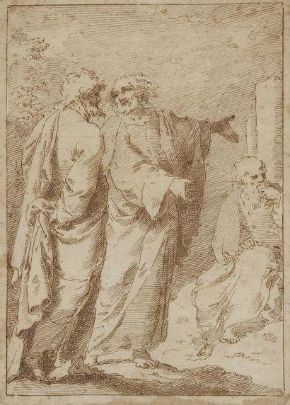 Attribué à Pietro Antonio NOVELLI<BR>(1729 - 1804)