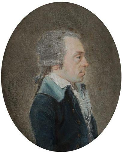 D. VILLENEUVE<BR>(Actif au XVIIIe siècle)