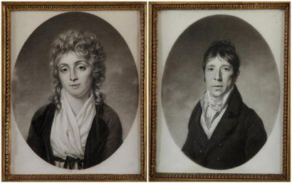 Jacques Antoine Marie LEMOINE<BR>(Rouen 1751 - Paris 1824)
