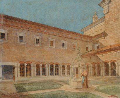 Charles JAUGE<BR>(Paris 1820 - 1852)