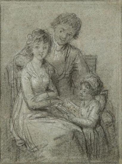 Jean Baptiste MALLET<BR>(Grasse 1759 - Paris 1835)