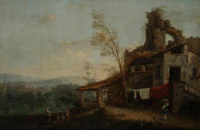 Jules César Denis van LOO<BR>(Paris 1743 - 1821)