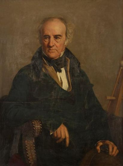 Guillaume BODINIER<BR>(Angers 1795 - 1872)