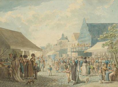 Jan Anthonie LAGENDYCK<BR>(Rotterdam 1780 - Amsterdam 1818)