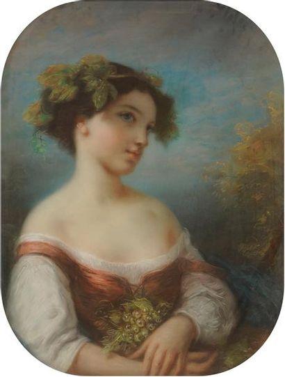 Léon Henri Félix DARDEL<BR>(Paris 1814 - ?)