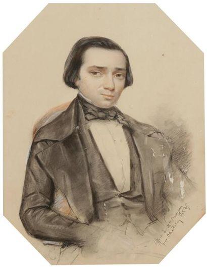 CHATELIN<BR>(Actif au XIXe siècle)