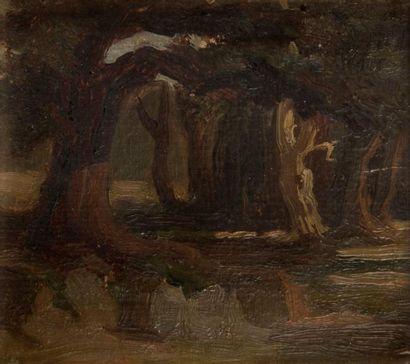 Alexandre DECAMPS<BR>(Paris 1803 - Fontainebleau 1860)