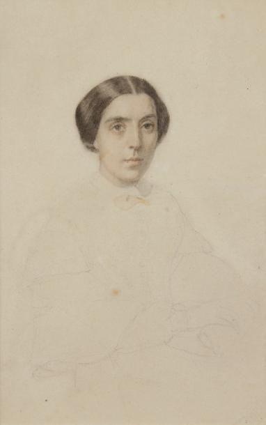Henri LEHMANN<BR>(Kiel 1814 - Paris 1882)