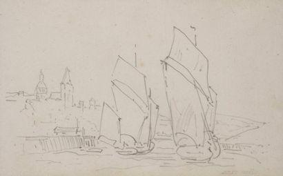 Jules NOEL<BR>(Quimper 1815 - Alger 1881)