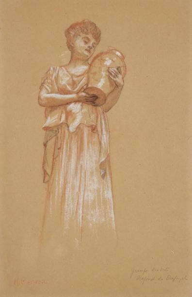 Henri GERVEX<BR>(1852 - 1929)