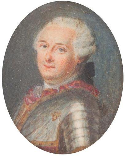 Portrait d'homme en armure, dit de Frédéric...
