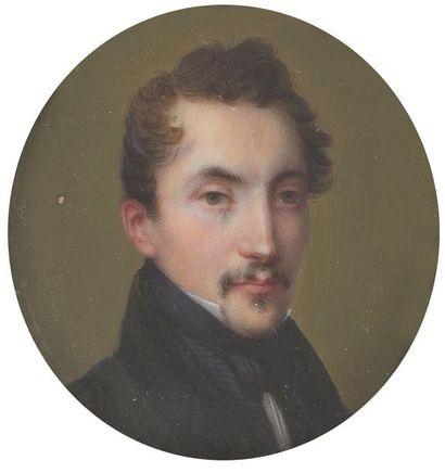 École de Louis François AUBRY (Paris, 1767 - 1851)