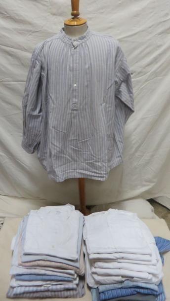 Lot de chemises