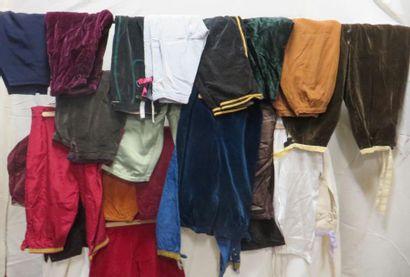 Une quarantaine de culottes pour homme, style...