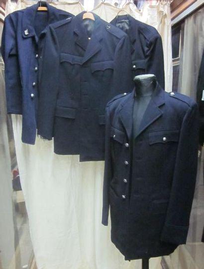 Lot de vestes de la Police municipale en...