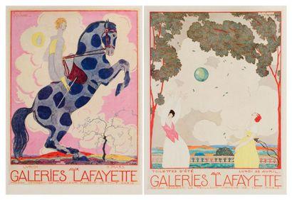 D'après Georges Lepape