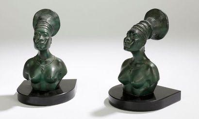 TRAVAIL 1930/50 dans le goût d'Émile Adolphe MONIER (1883-1970)