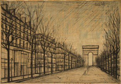D'APRÈS BERNARD BUFFET (1928-1999)