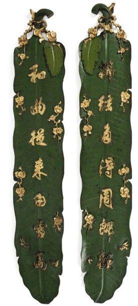 CHINE - Vers 1900