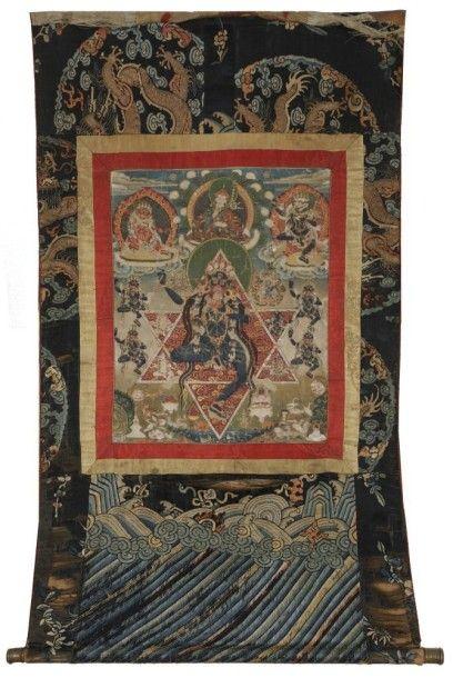 TIBET - XVIIIe siècle