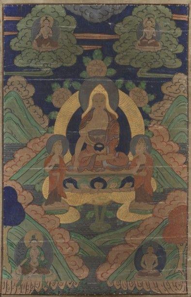 TIBET et INDE - XXe siècle