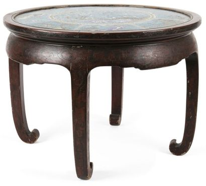 CHINE - Epoque JIAQING (1796 - 1820)