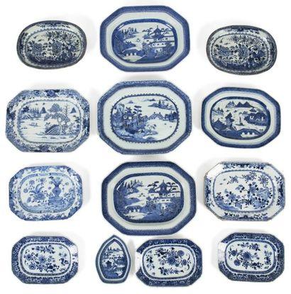 CHINE - Époque QIANLONG<BR>(1736 - 1795)
