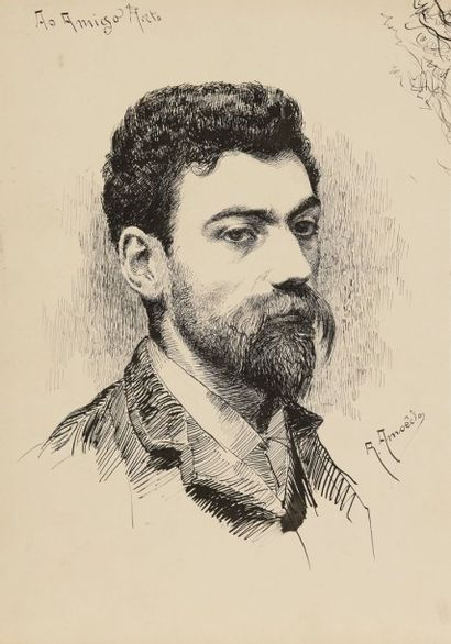 Rodolpho AMOEDO [brésilien] (1857-1941)