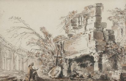 Attribué à Alexandre PERNET<BR>(actif entre 1763 et 1789)