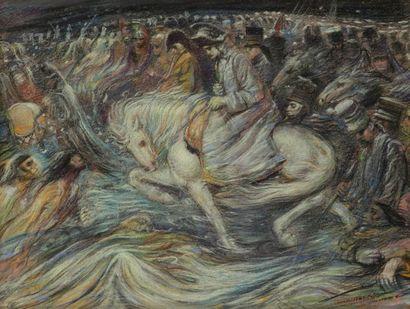 Henri de GROUX (1866-1930)