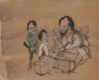 Léonard-Tsuguharu FOUJITA (1886-1968)
