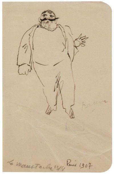 Julius Pincas dit Jules PASCIN (1885-1930)