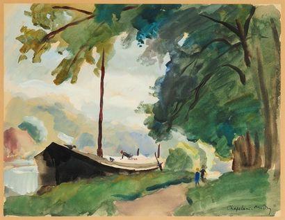 Roger CHAPELAIN-MIDY (1904-1992)