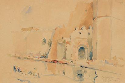 Georges-Albert CYR (1880-1964)