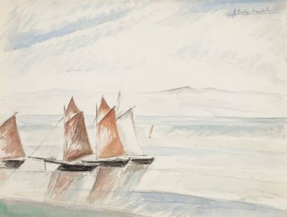 Pierre ABADIE-LANDEL (1896-1972)