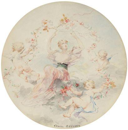 Louise ABBEMA (1858-1927)