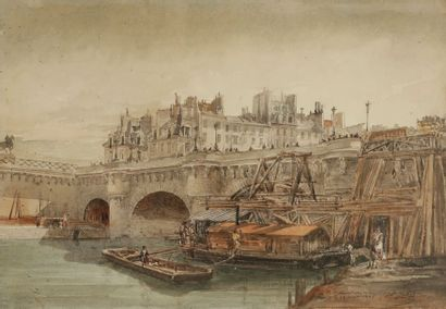 François-Victor SABATIER (1823-1891)