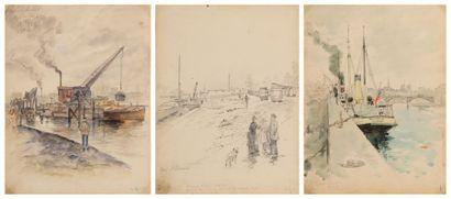 Gustave FRAIPONT (1849-1923)