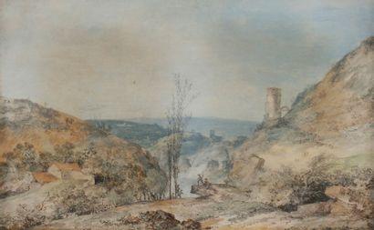 LOUIS-GABRIEL MOREAU (1740-1806)