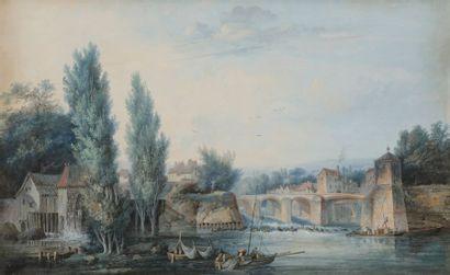 Louis BELANGER (1736- 1816)